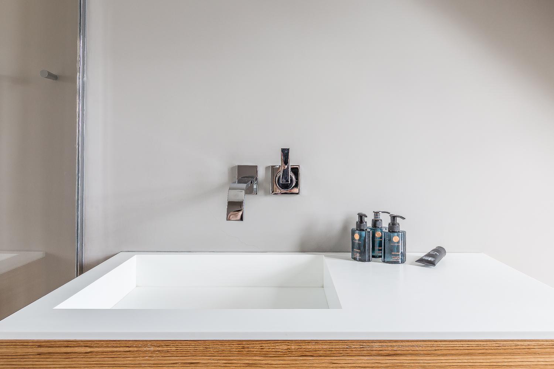 Design épuré – Décoration salle de bain Paris