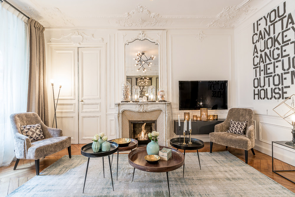 D coration d int rieur paris boutique mobilier for Decorateur interieur paris