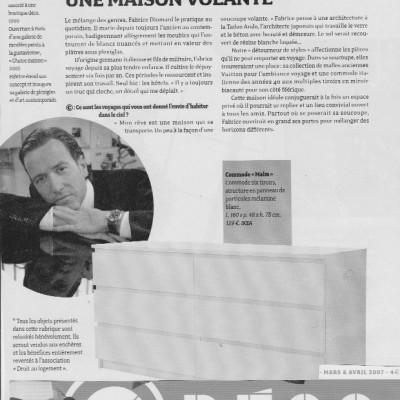 C DECO - Fabrice Diomard - LAutre Maison - Decorateur dinterieur Paris -