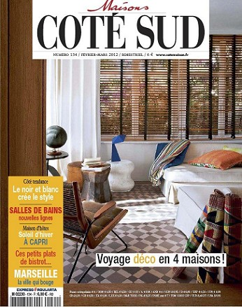 Cote SUD 1 – Fabrice Diomard – LAutre Maison – Decorateur dinterieur Pari