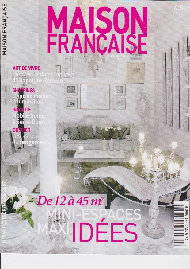 Maison Francaise 1 – Fabrice Diomard – LAutre Maison – Decorateur dinterieur Paris