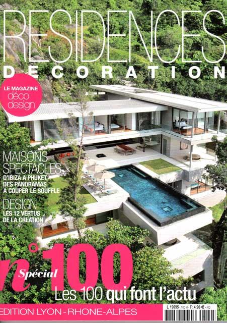 Residence Decoration Fabrice Diomard L autre Maison