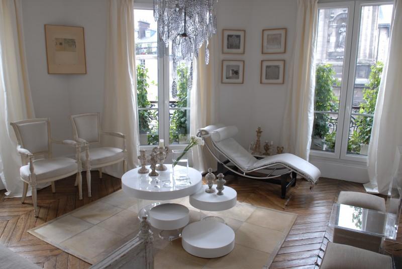 D coration d 39 un appartement haussmannien paris 4 l 39 autre maison - Decoration d appartement ...