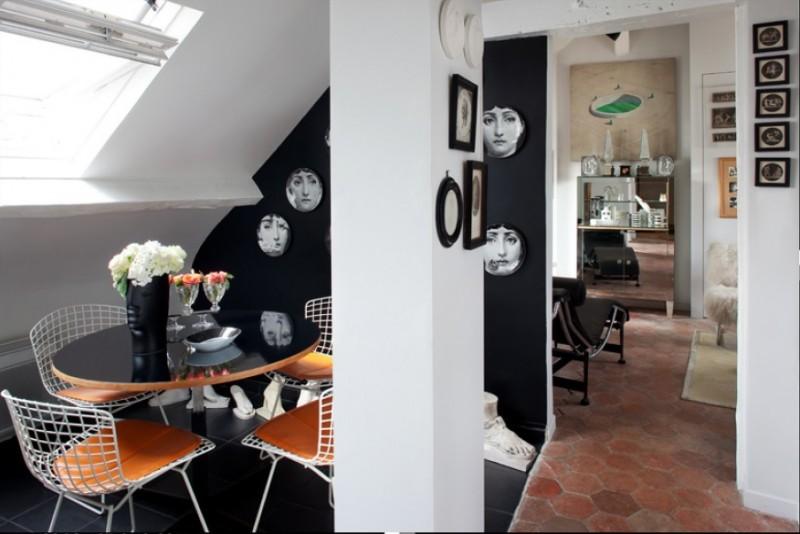 Decoration d appartement Paris Rue Bonaparte